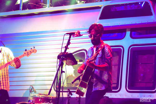 Ankur Tiwari, India @ Red Bull Tour Bus #OffTheRoof