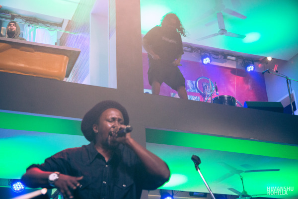 Bombay Bassment with P-Man @ Pepsi MTV Indies Launch Party
