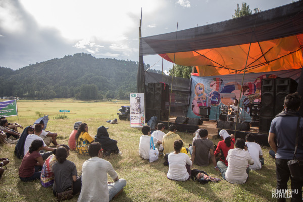 Dayglocrazie, India @ Ziro Festival of Music 2013