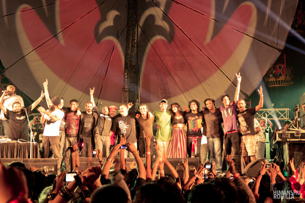 NH7 All Stars @ NH7 Weekender Pune 2011