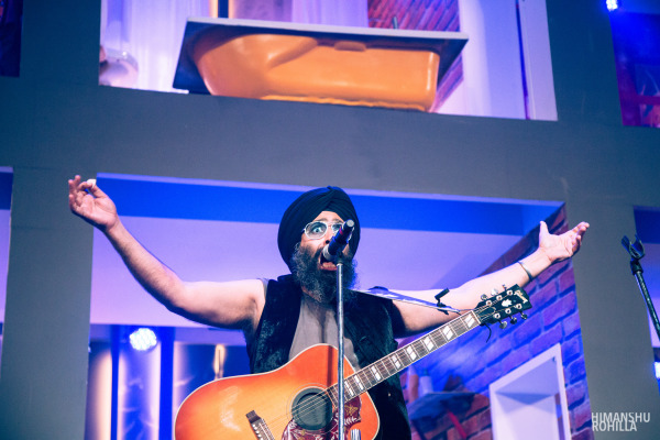 Rabbi Shergill @ Pepsi MTV Indies Launch Party