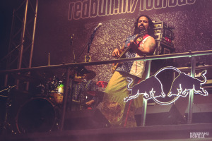 The Raghu Dixit Project, India @ Red Bull Tour Bus #OffTheRoof