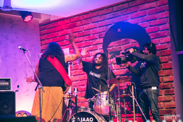 The Raghu Dixit Project with P-Man @ Pepsi MTV Indies Launch Party