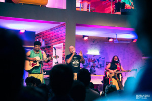 The Raghu Dixit Project with Vishal Dadlani@ Pepsi MTV Indies Launch Party