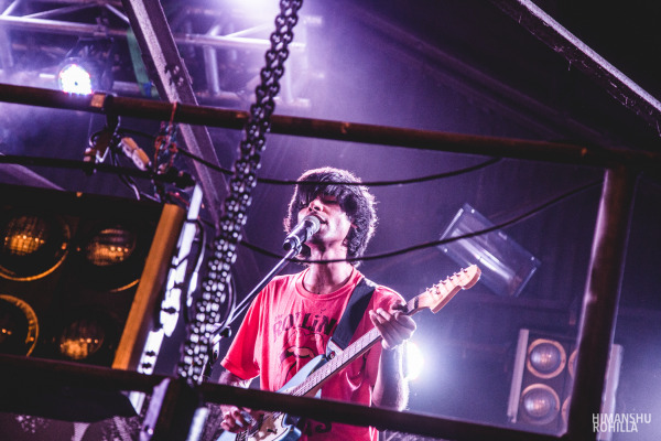 Superfuzz @ Road To Converse Rubber Tracks in India