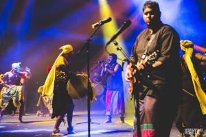 The Raghu Dixit Project with Nritarutya, India