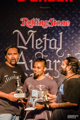 @ Rolling Stone Metal Awards 2015