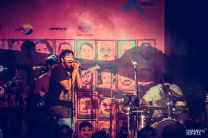 Spud in the Box feat. Saurabh Roy of Lightyears Explode, India